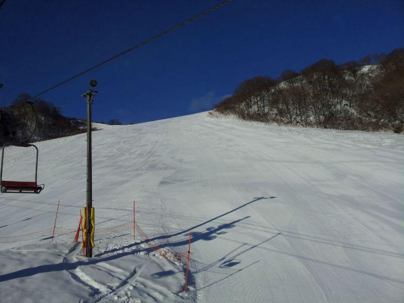 場 余呉 高原 スキー