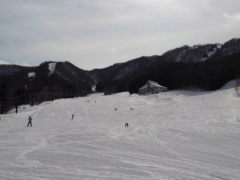 台 天気 場 宝 山 スキー 樹 水上宝台樹スキー場